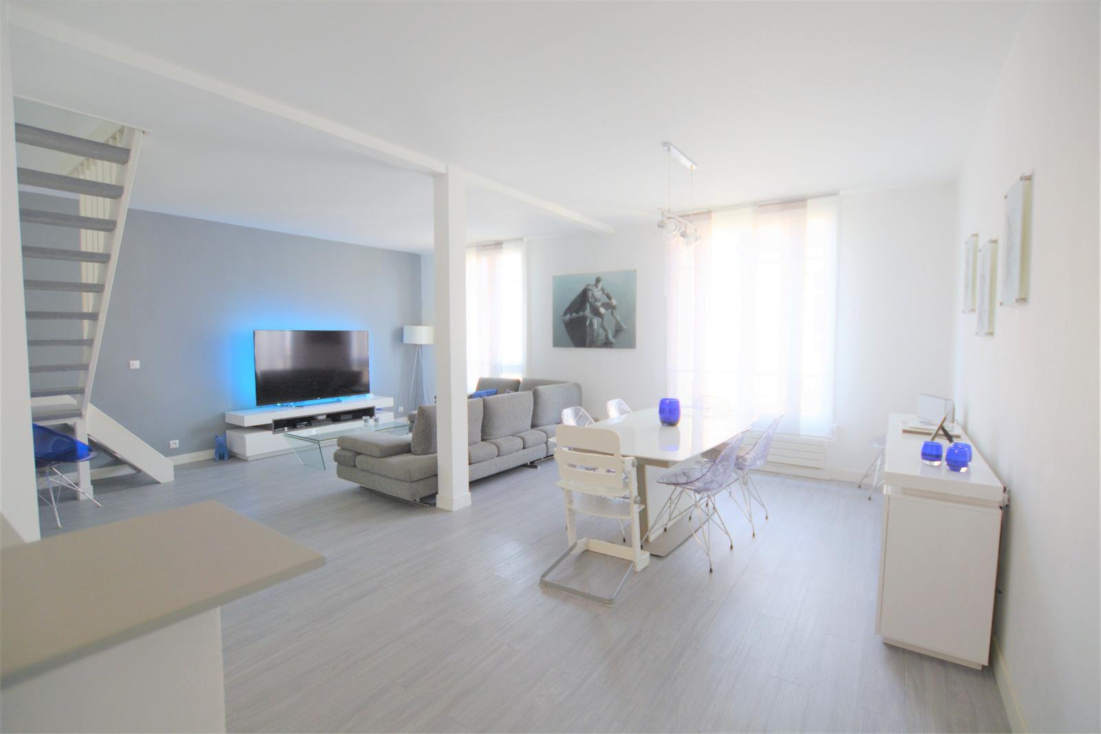 Offres de vente Duplex Courbevoie 92400